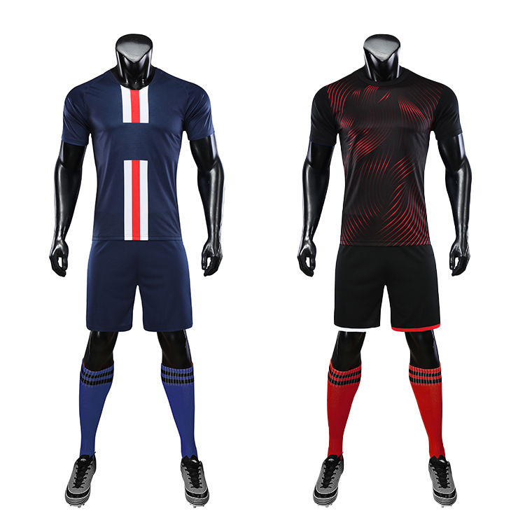 2021 Soccer Kit Cheap Uniforms Uniform Set
