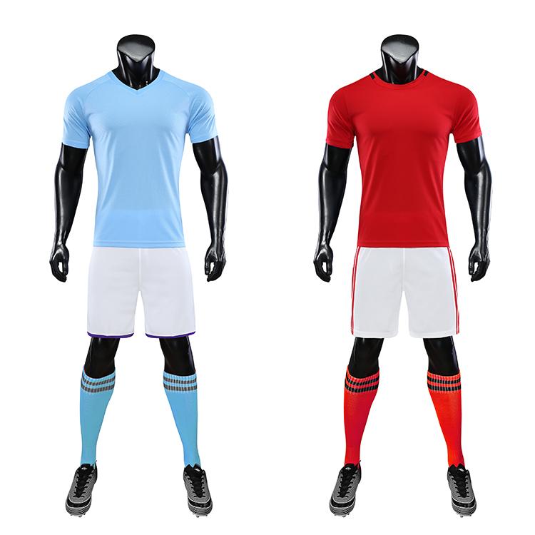 2021 Soccer Uniform Kit High Quality Team Wear