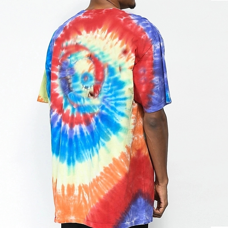2020 Wholesale Custom Sublimation 3d Print Hip Hop T-Shirt For Men