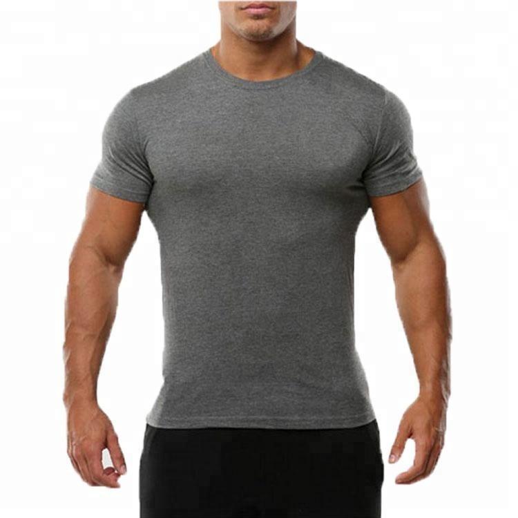 Top Quality Custom Gym T-shirt