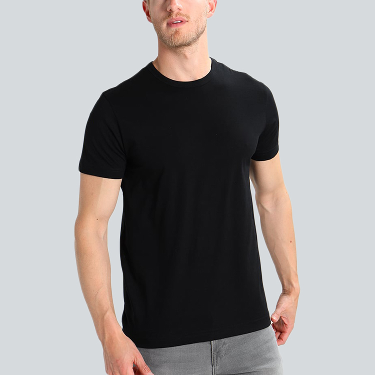 Fashion Casual Slim Raglan Sleeve Gym Plain Wholesale T Shirts