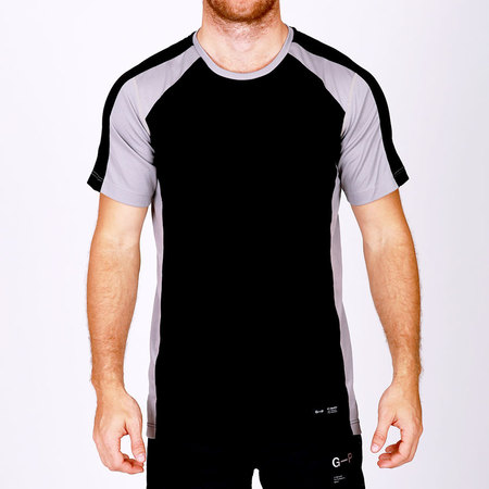 Gym Workout Apparel Tight Fit Bodybuilding T Shirts Blank Sports Wear For Men