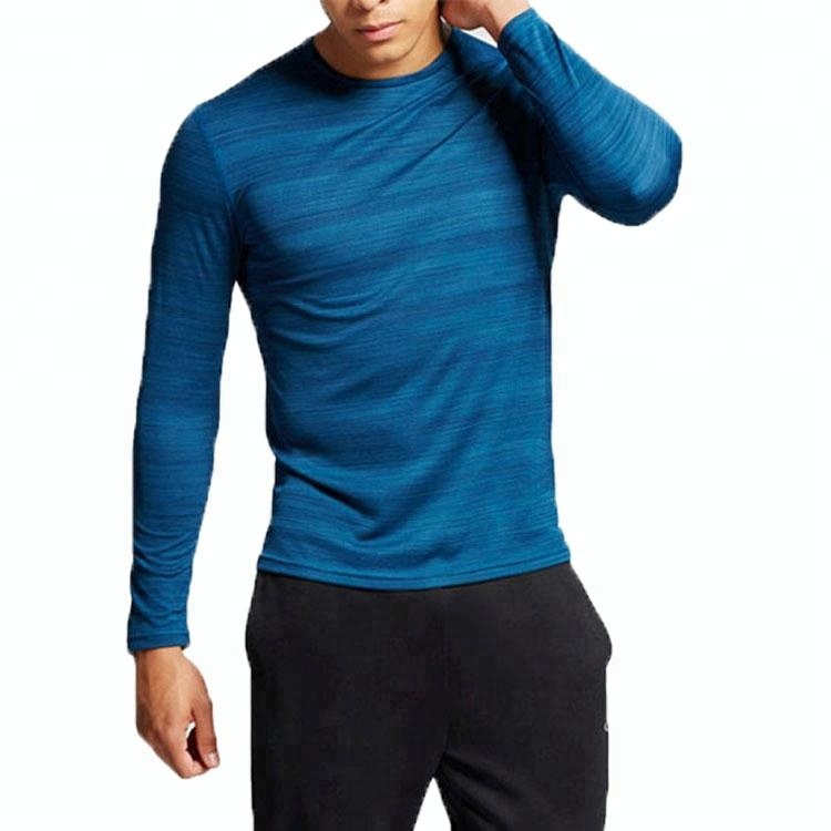 Wholesale Custom Sportswear Long Sleeve T-Shirt