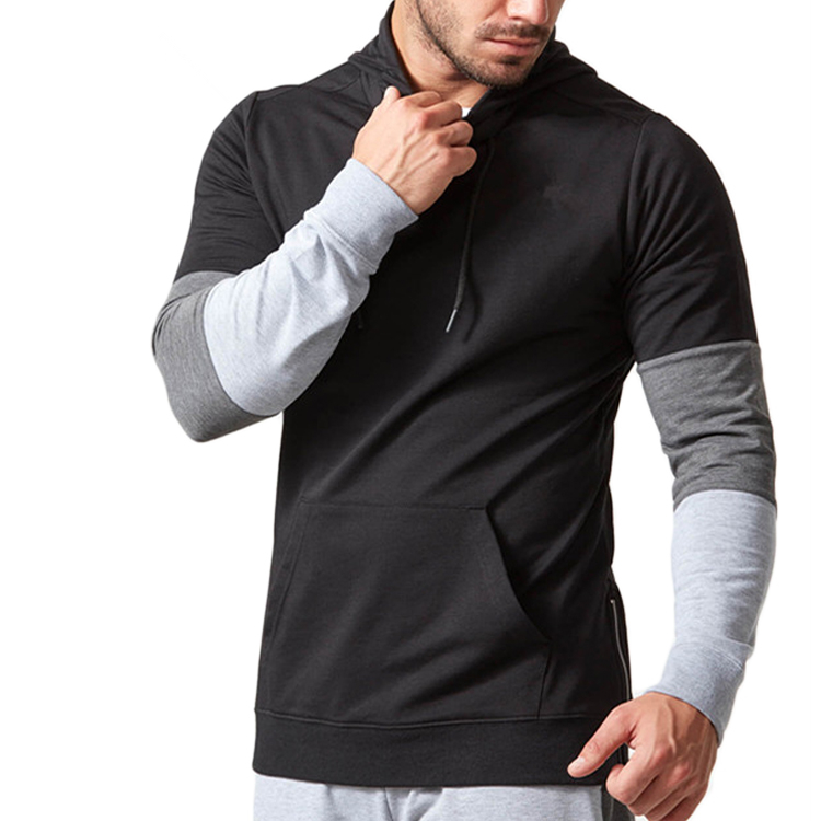 Wholesale High Quality Custom Blank Man Sports Hoodies Sweatshirts