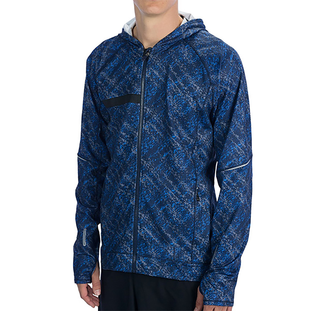 Full Sublimated Zipper Sports Hoodies for Men