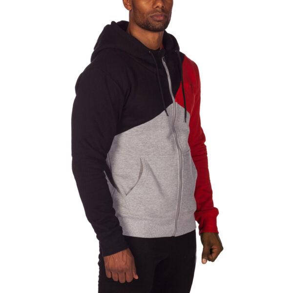 Unisex Gym Fitness Clothing Plain Sports Jumper Hoodies