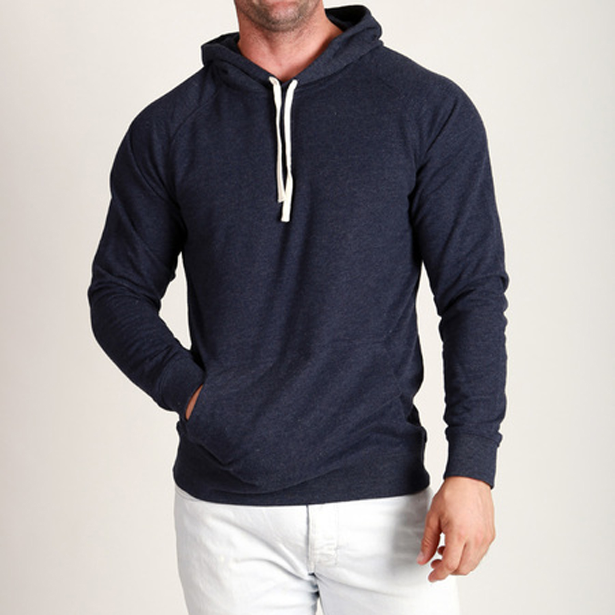 Custom Blank Hoodies Gym Workout Pullover Outdoor Exercise Hoodie For Mens